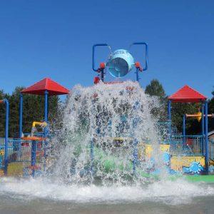 Cedar Park Water Bucket